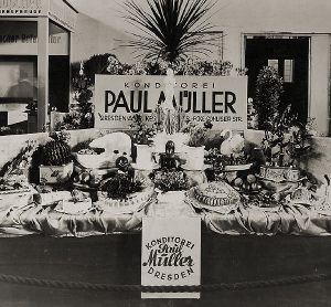 Konditorei Müller: Firmenhistorie